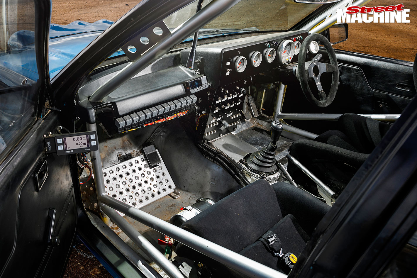 1985 holden vk commodore ss group a replica rally car. Black Bedroom Furniture Sets. Home Design Ideas