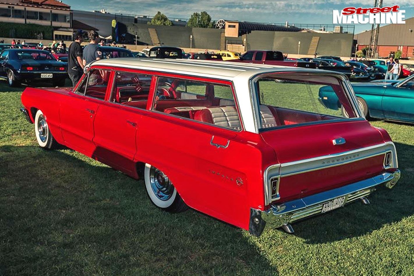 1964 Chevy wagon