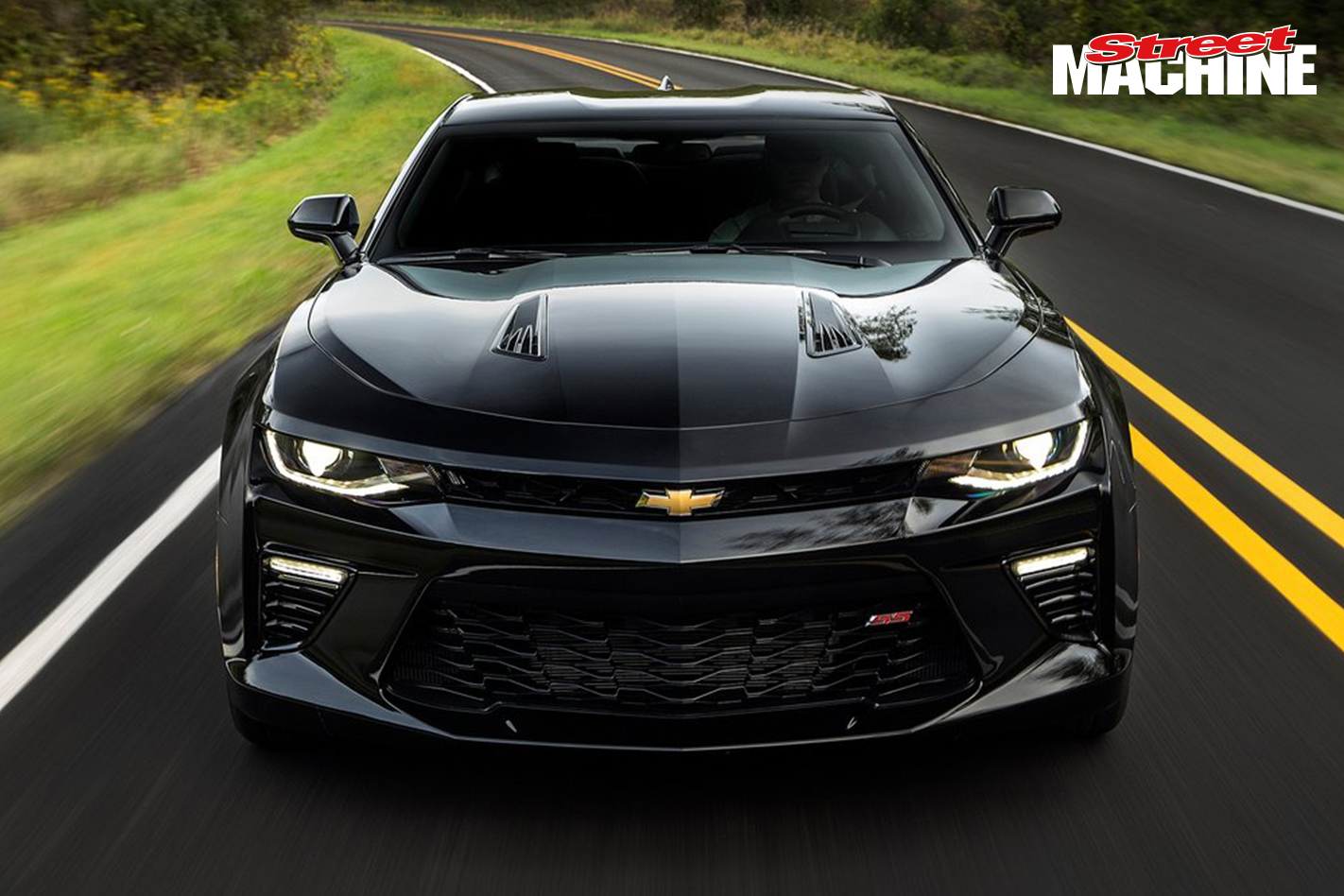 Chevrolet Camaro Confirmed For Australia