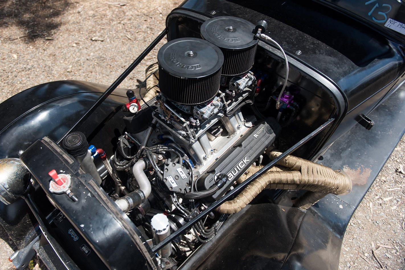Buick powered Dodge Senior