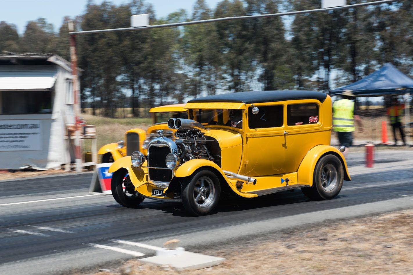 chev powered 1928 Tudor