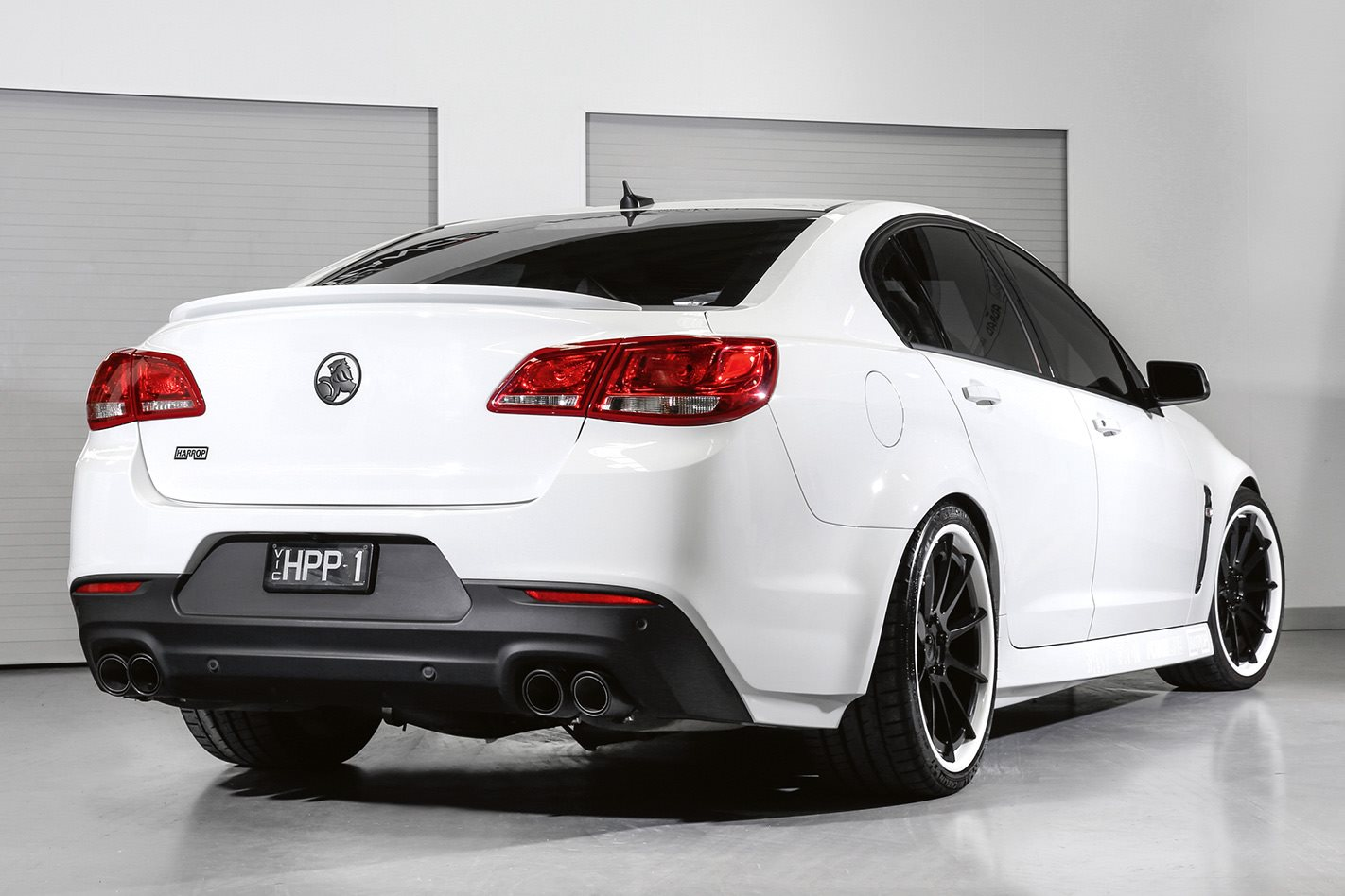 HARROP-MODIFIED HOLDEN COMMODORE VF SS