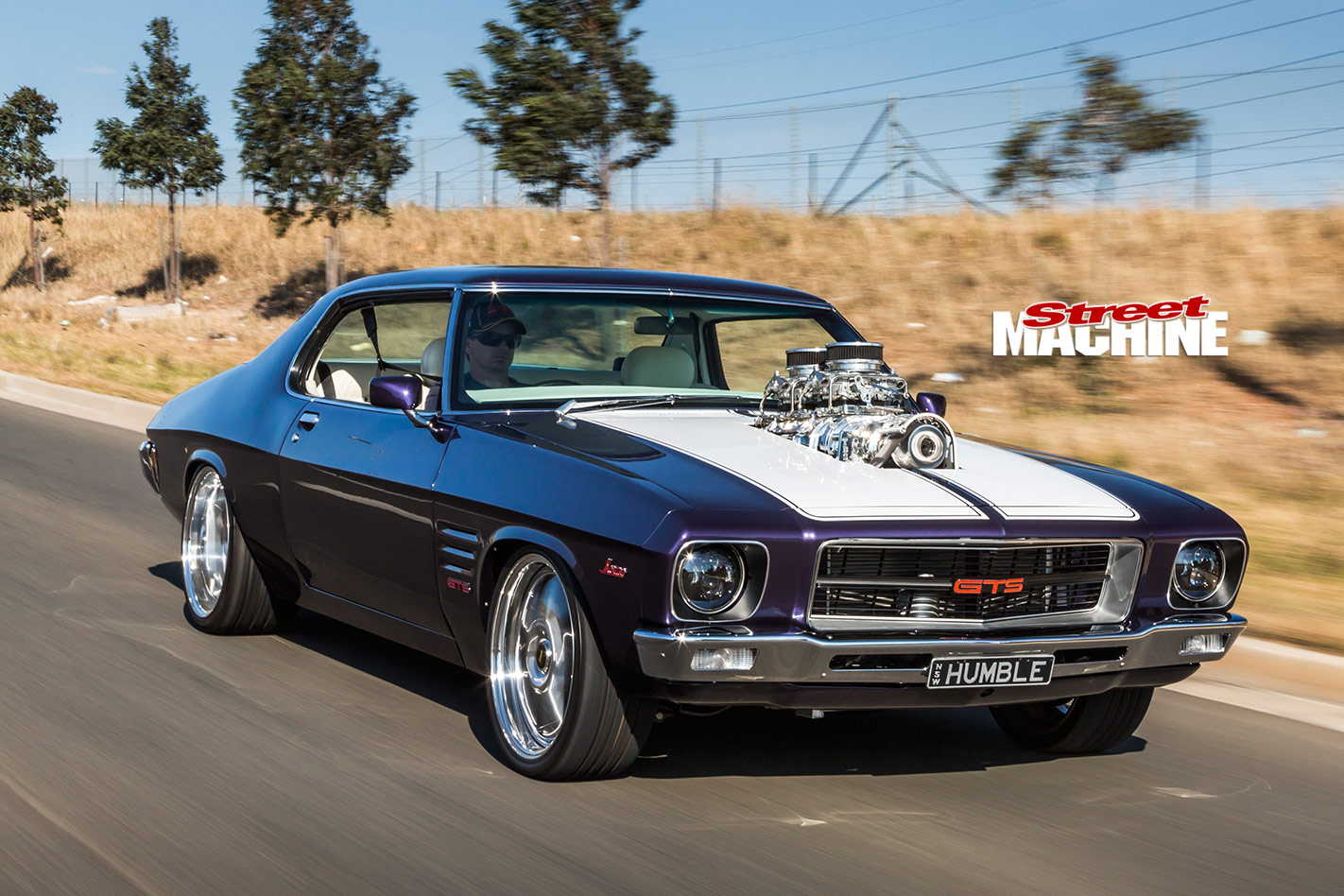 ELITE-LEVEL BLOWN HOLDEN HQ MONARO GTS - HUMBLE