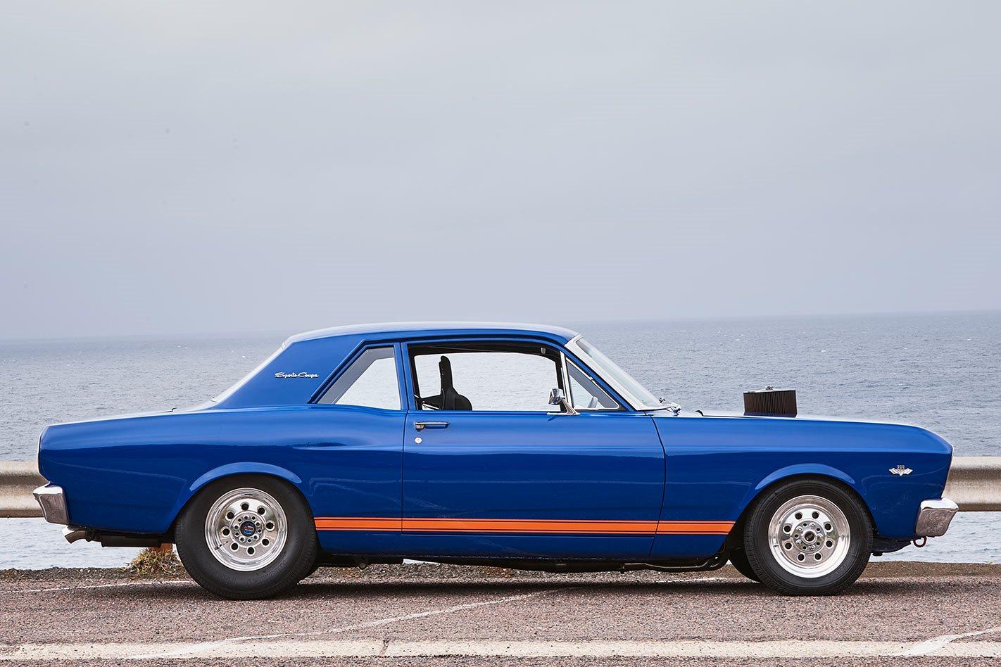 Ford futura sports coupe