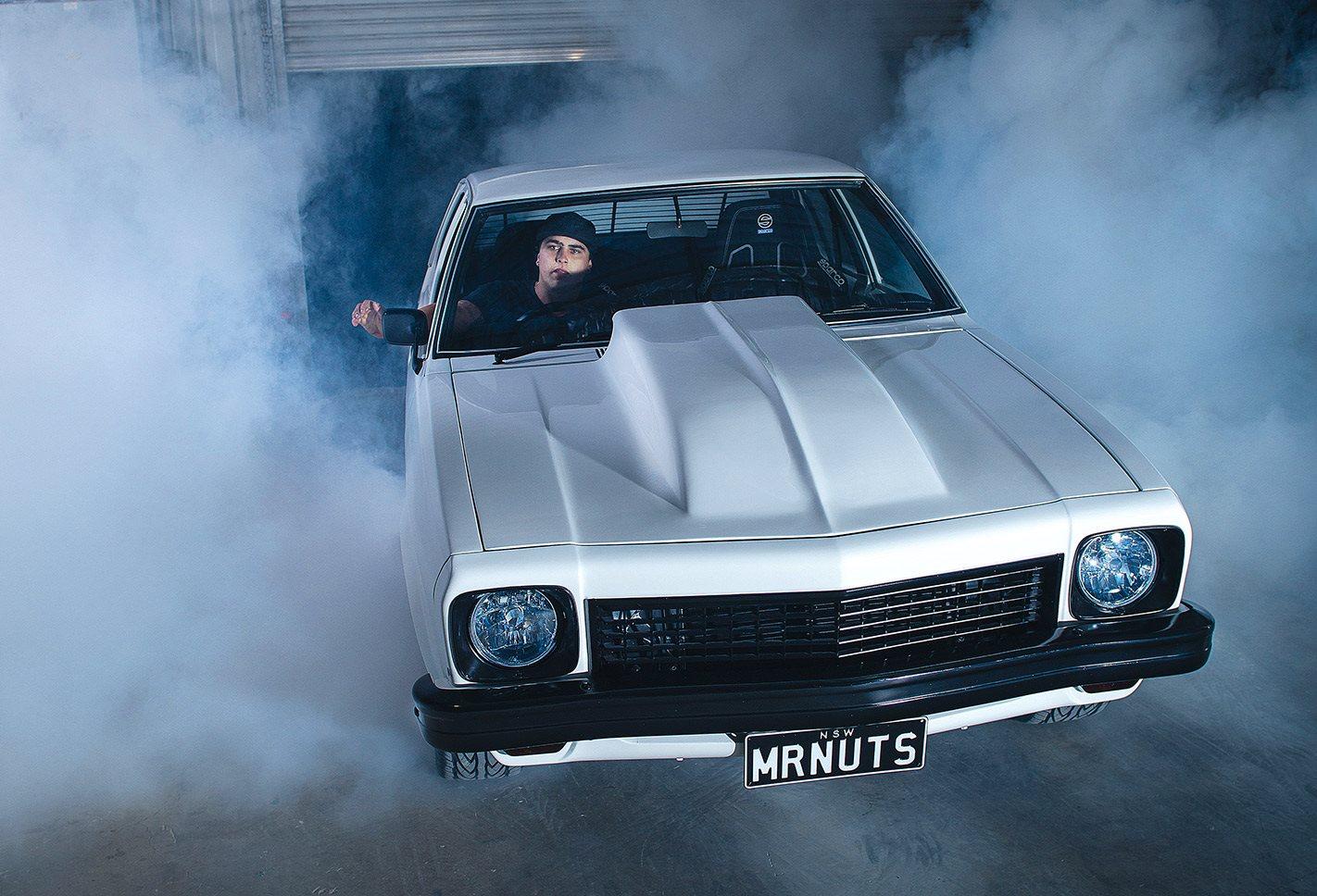 Holden LH Torana front