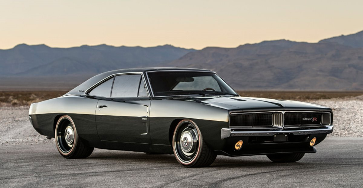 Defector Ring Brothers Built 1969 Dodge Charger Street