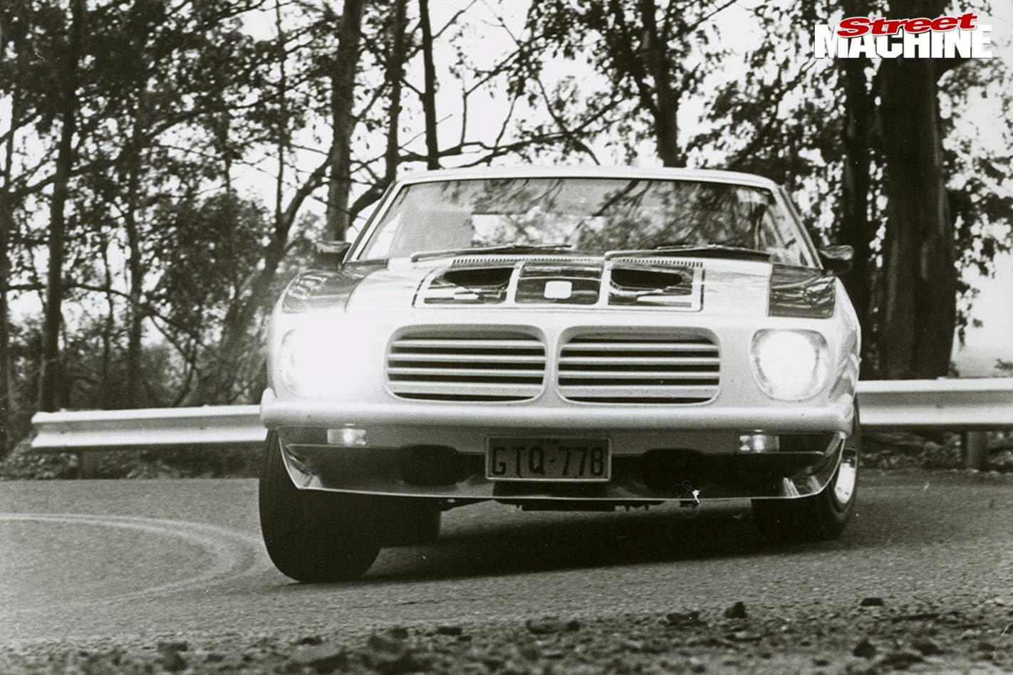 Ford Falcon XB history