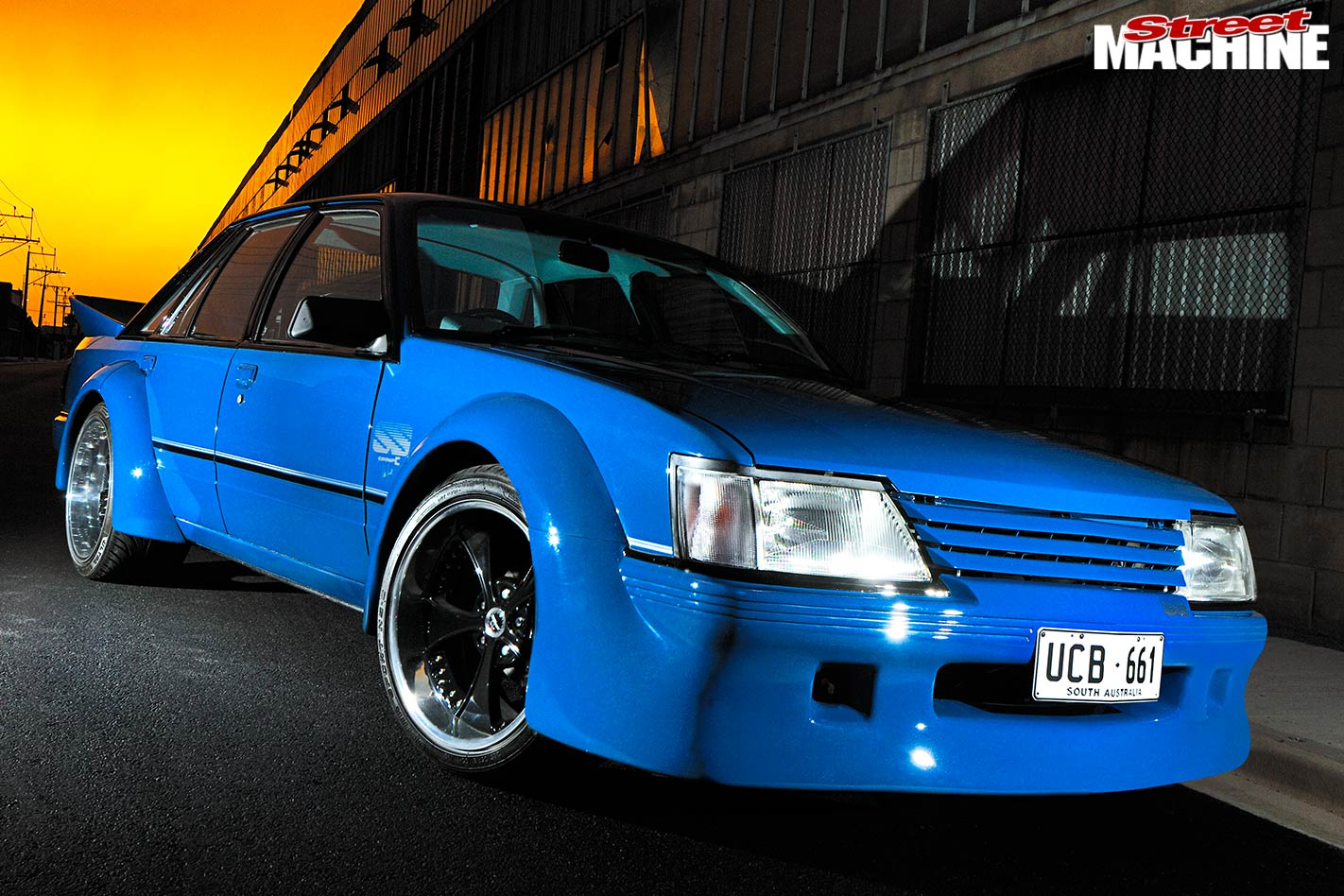 Holden VK Commodore Group C replica