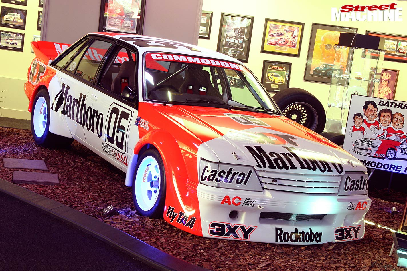 Holden Commodore VK Group C