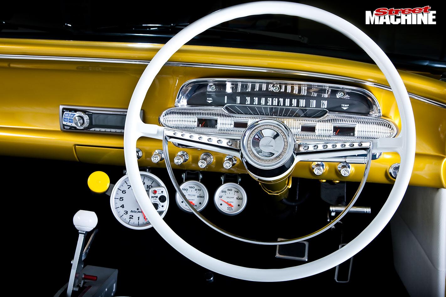 RESTOMOD 1966 FORD XP FALCON COUPE