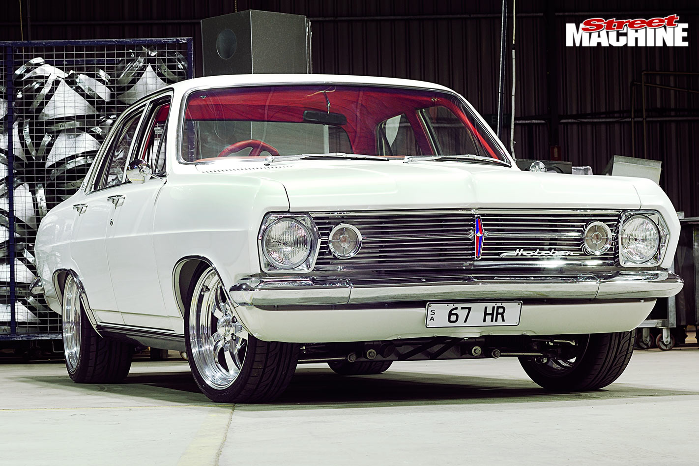 Ls1 Powered 1967 Holden Hr Premier Sleeper