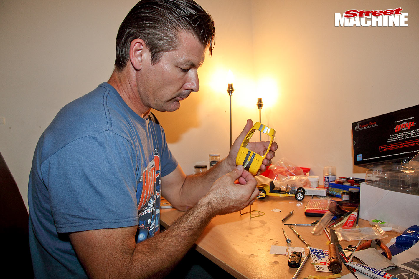 Tips On Building Model Cars