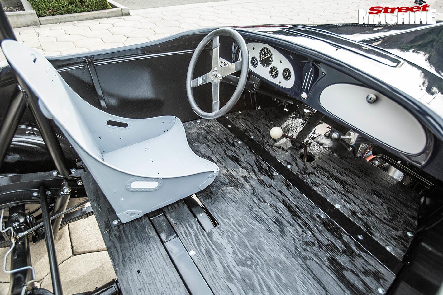 chevrolet roadster cabin