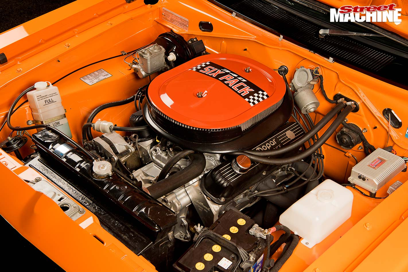 vg pacer engine