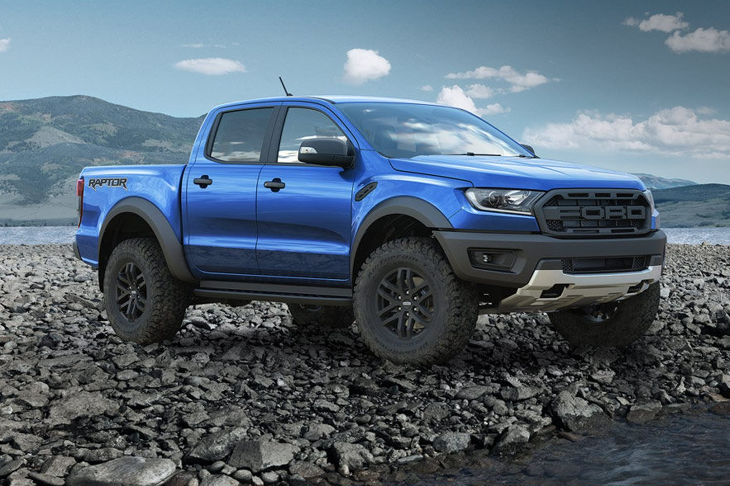 2018 ford ranger raptor revealed street machine. Black Bedroom Furniture Sets. Home Design Ideas