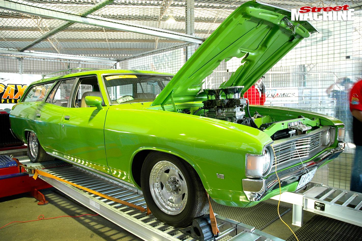 Ford XA wagon