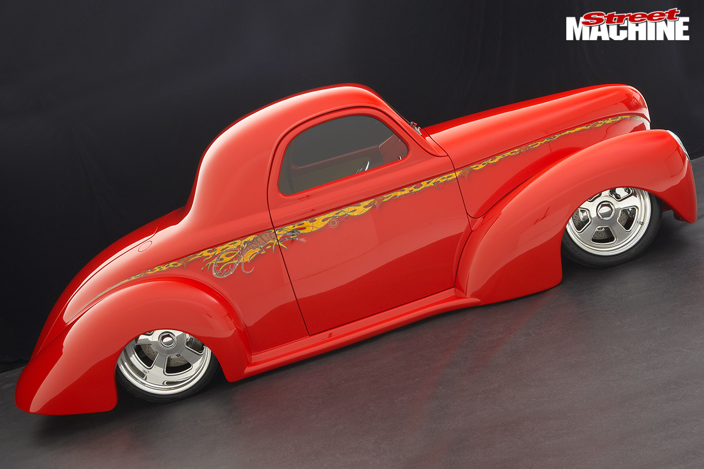 1942 custom Willys side