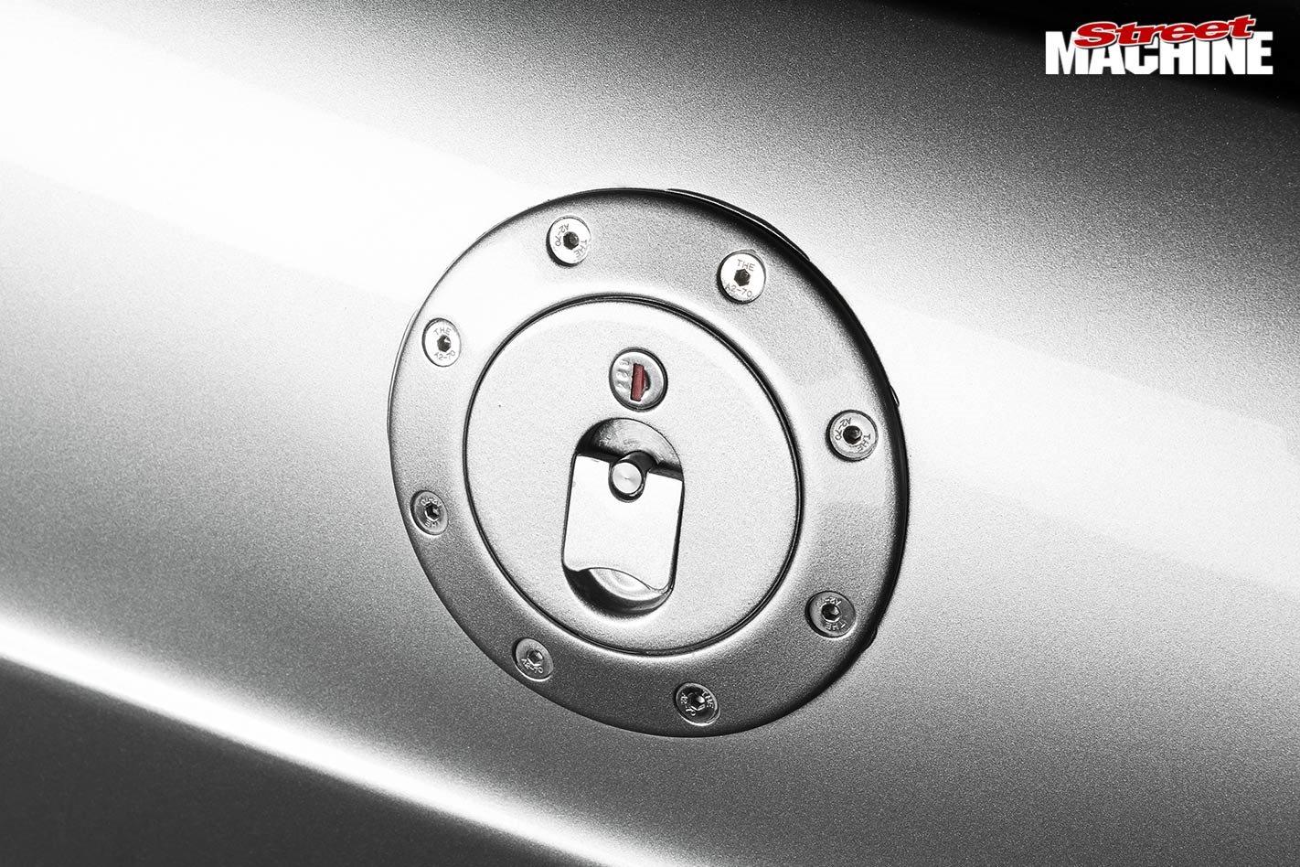 Ford XY Falcon fuel cap