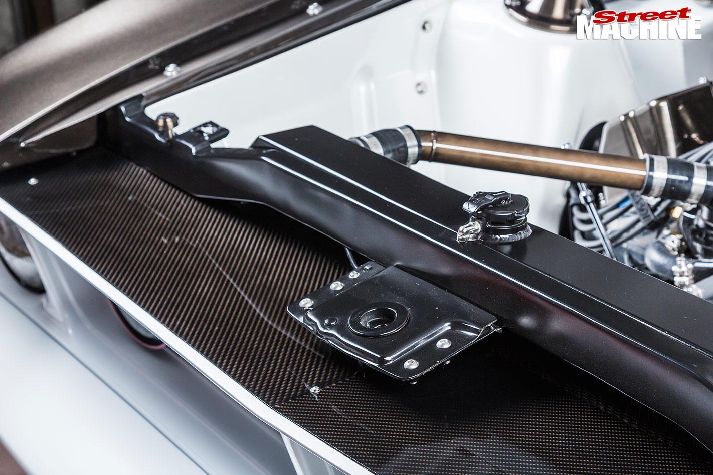 Ford Falcon XB radiator