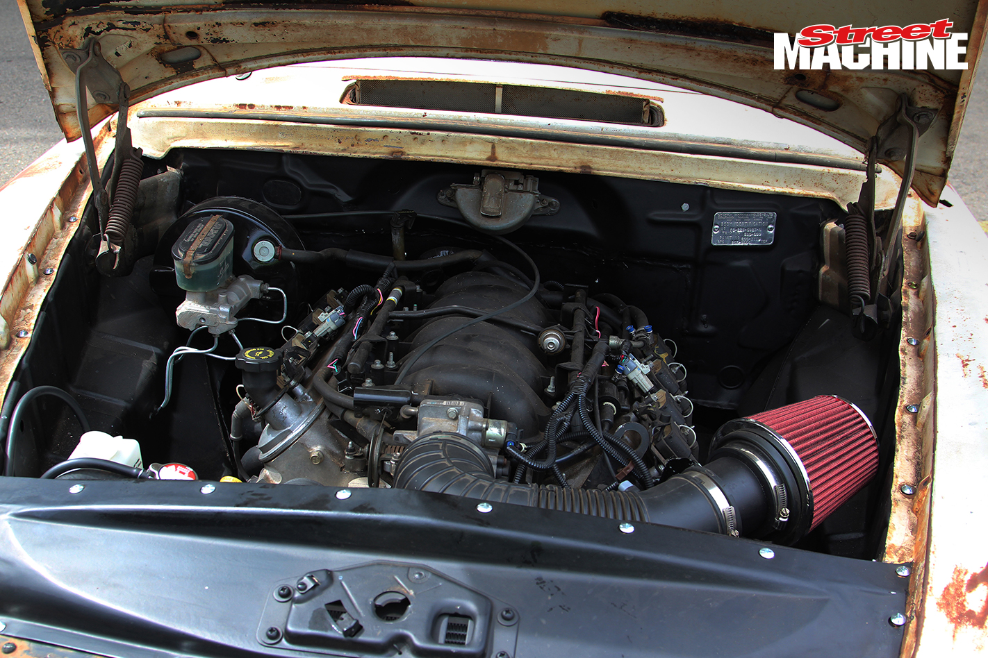 Ls Powered Fc Holden Ratter At Powercruise Sydney Video
