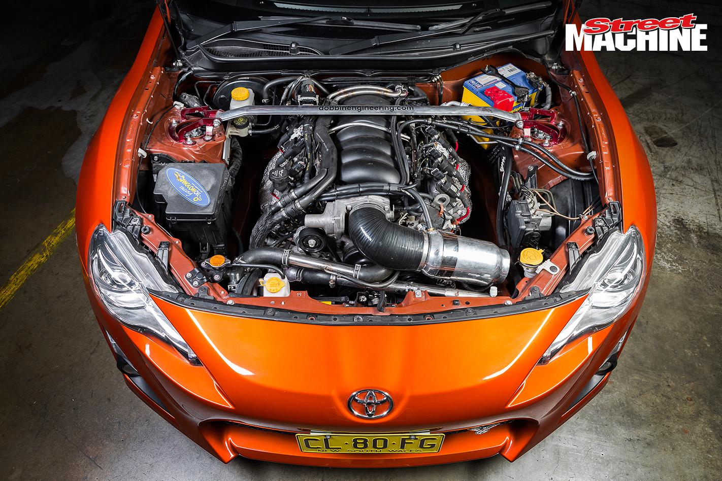 Toyota 86 engine swap