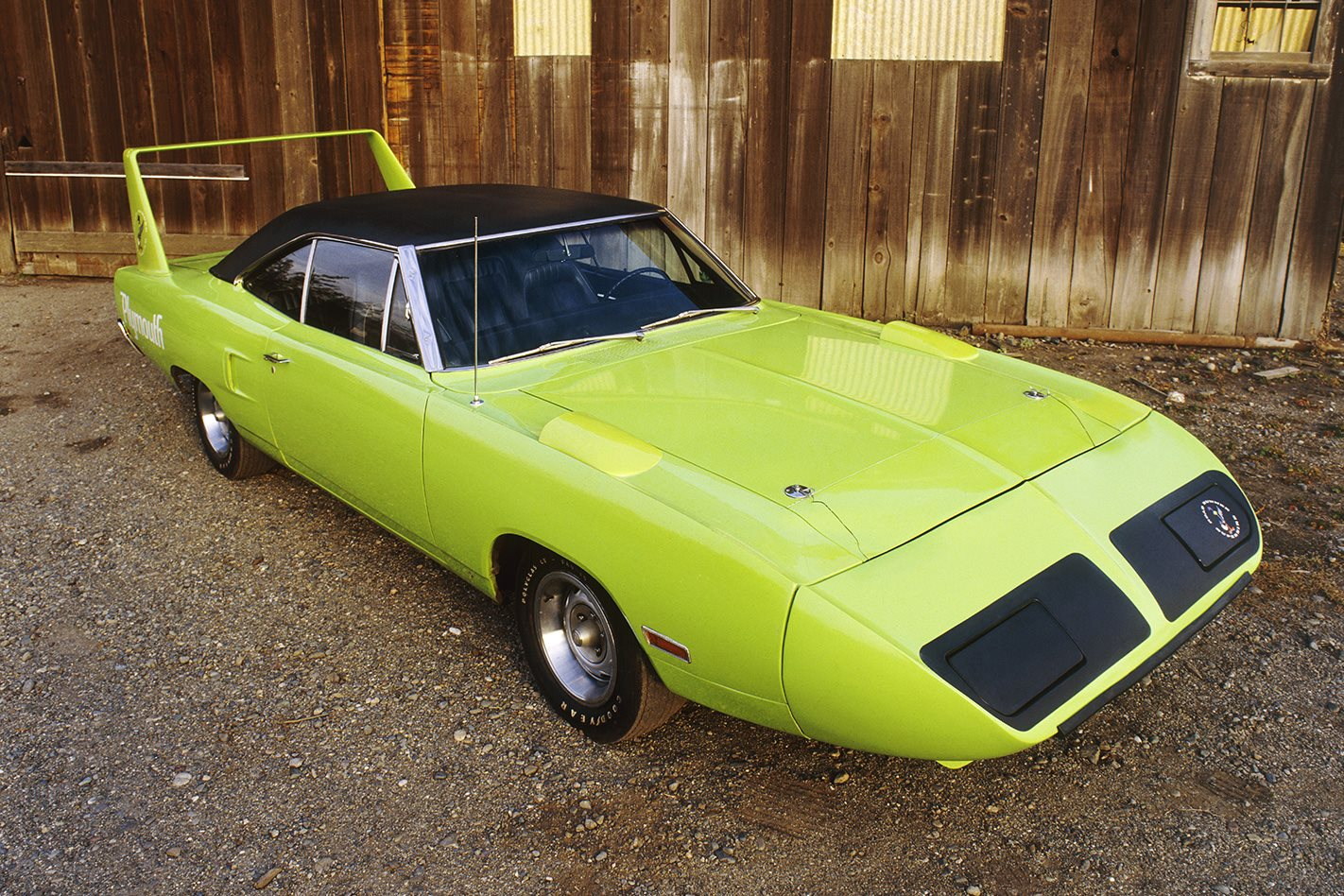 426 Hemi powered 1970 Plymouth Superbird