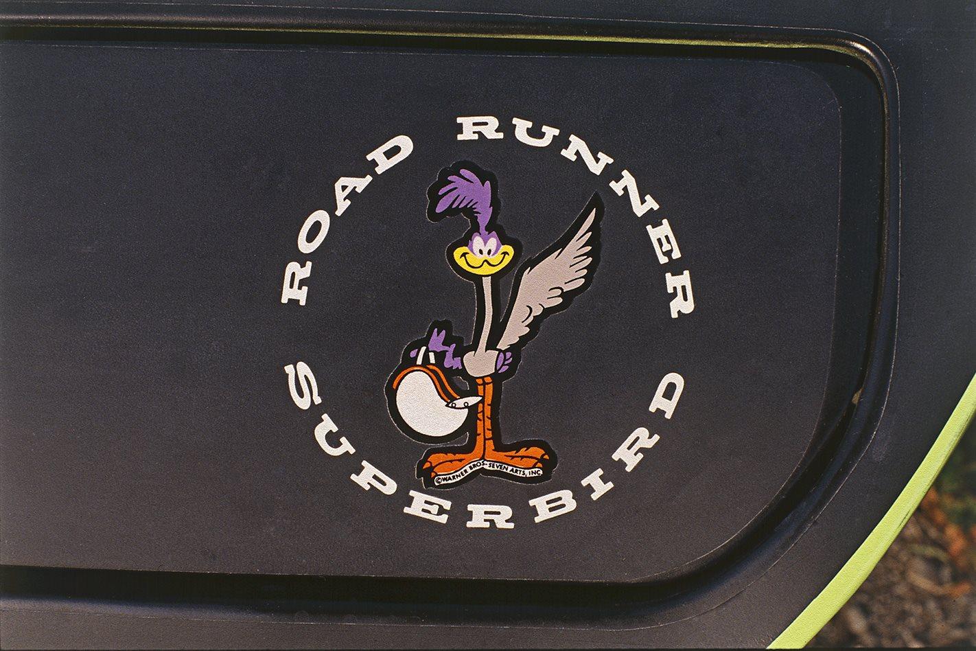 1970 Plymouth Superbird roadrunner