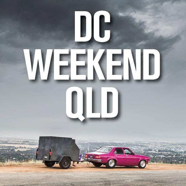 drag challenge 2018 weekend