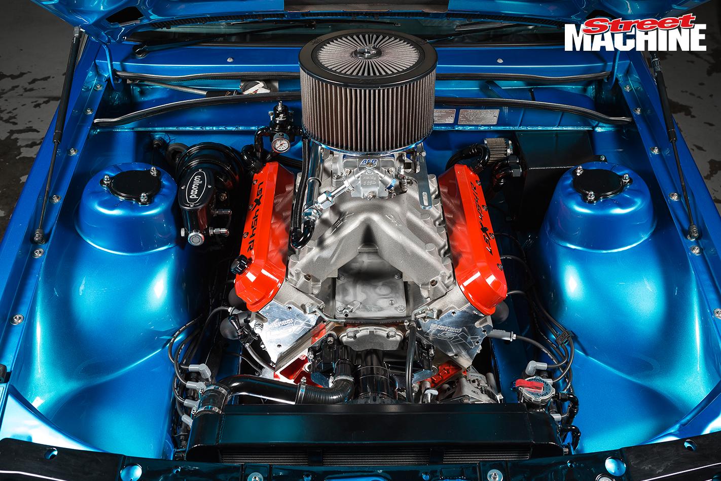 LSX454R-powered Holden VL Calais