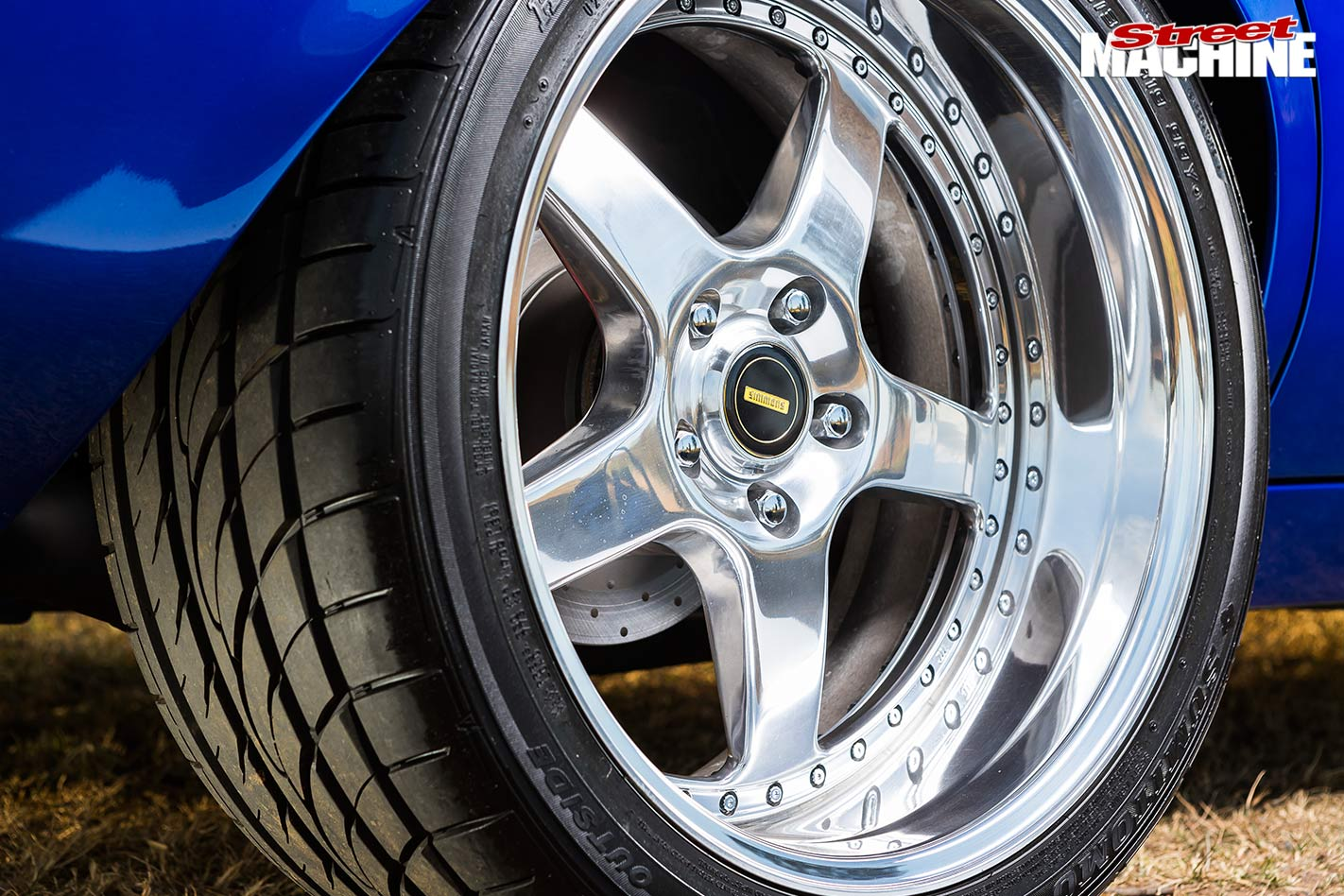 Simmons wheels