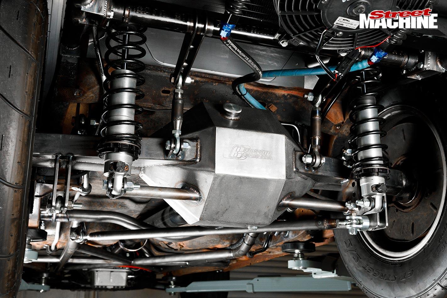 Ford Capri under