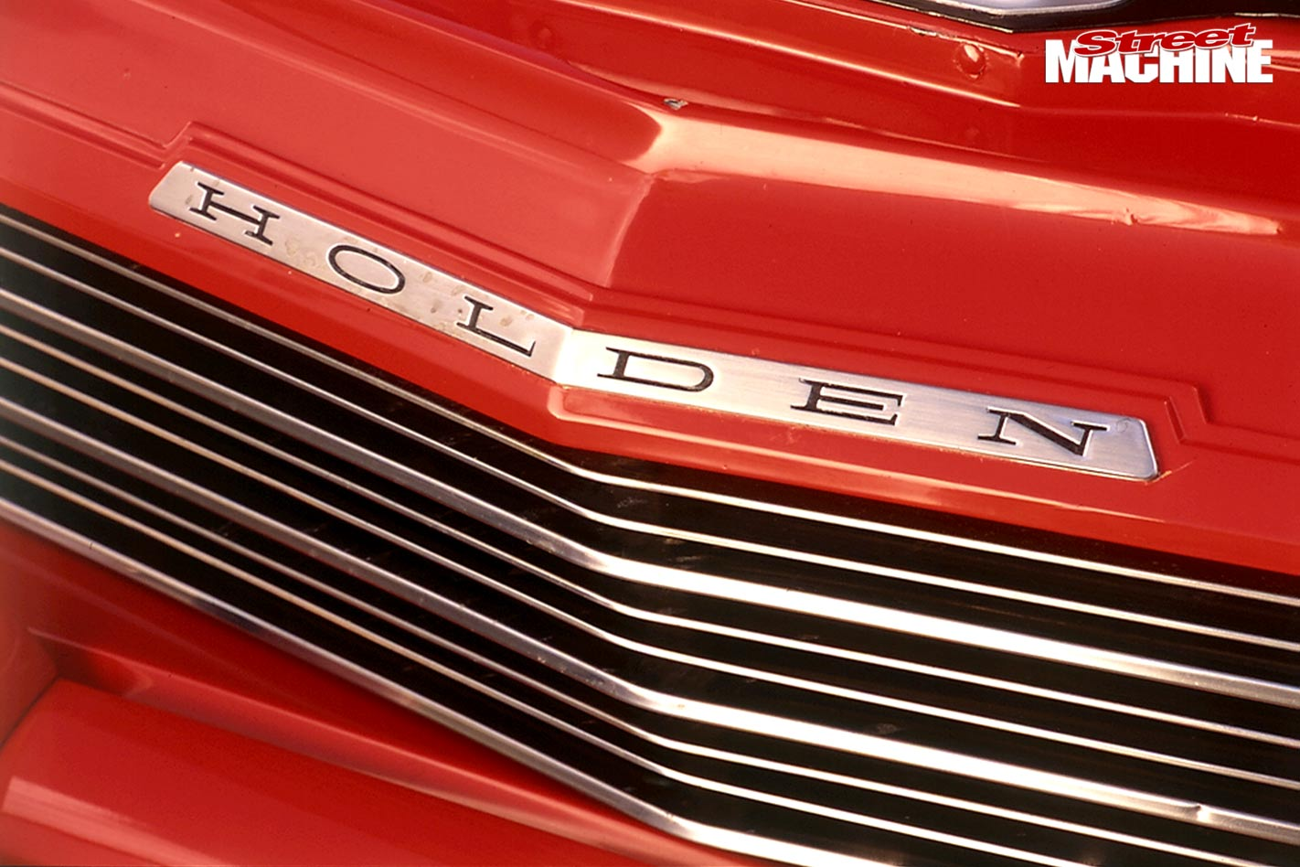 Holden EH delivery grille