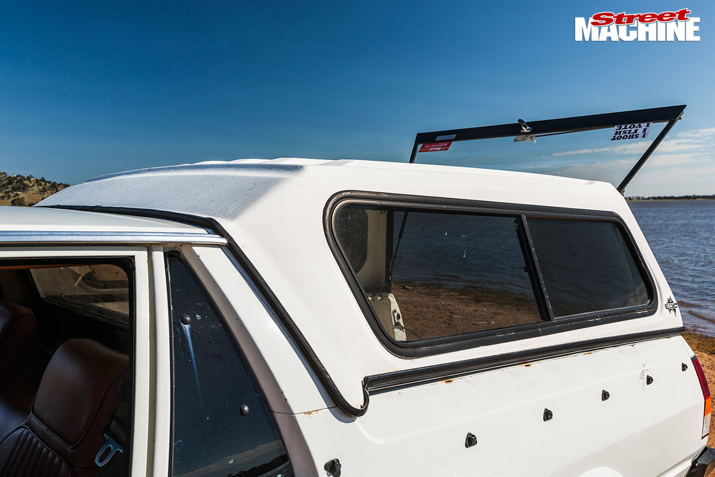 Ford Falcon XE ute canopy