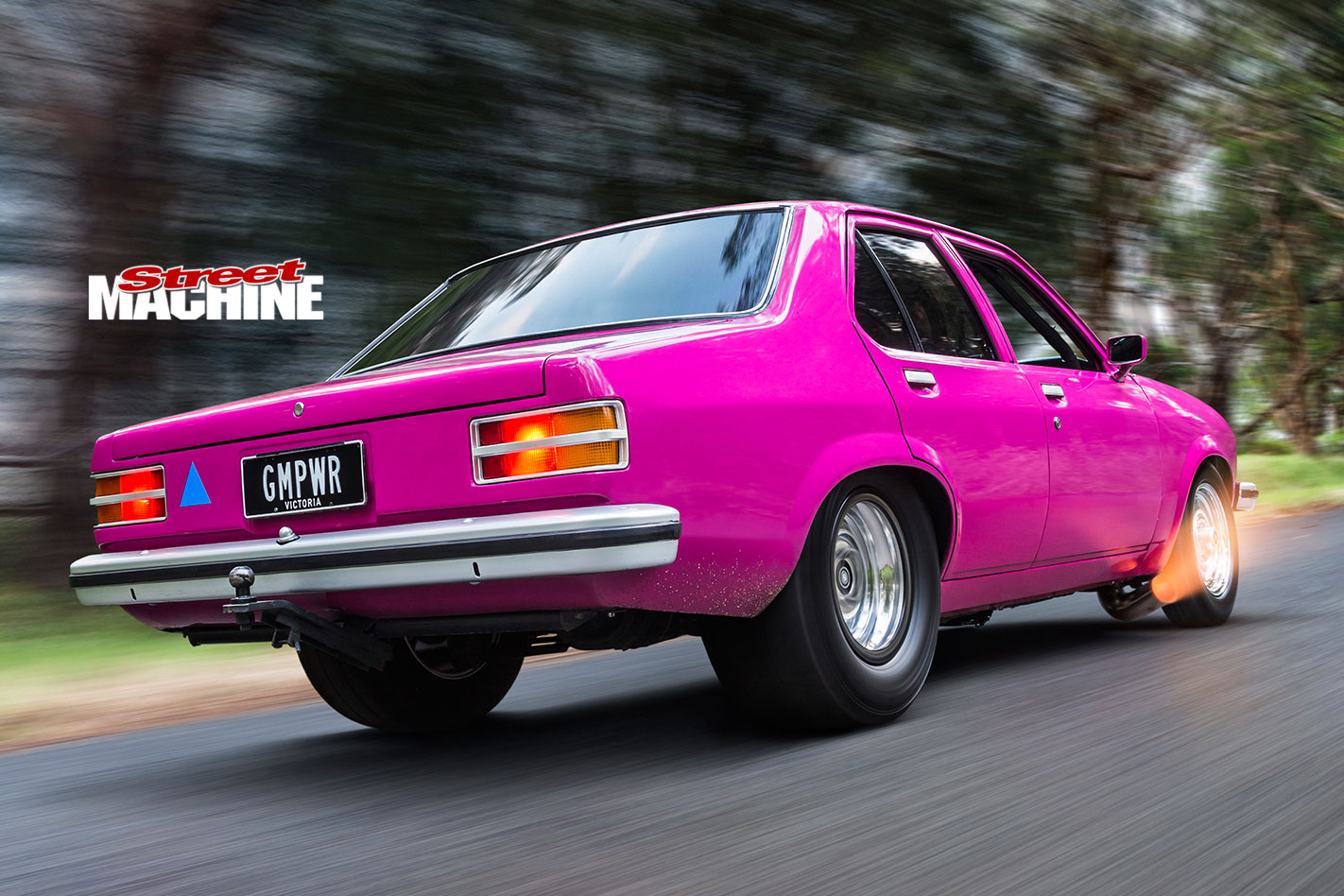 Quentin Feast's Seven-Second Twin-Turbo LS 1974 Holden LH