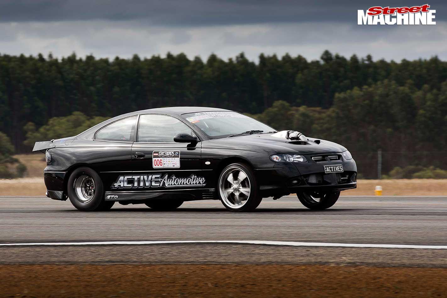 Racewars HSV GTO