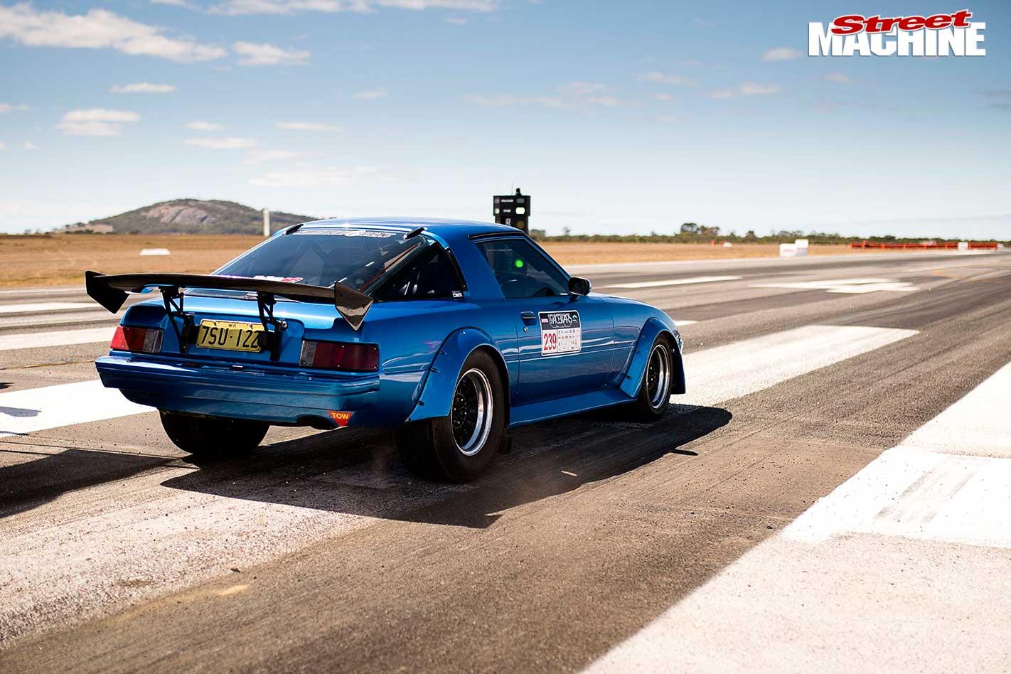 Racewars Mazda RX-7