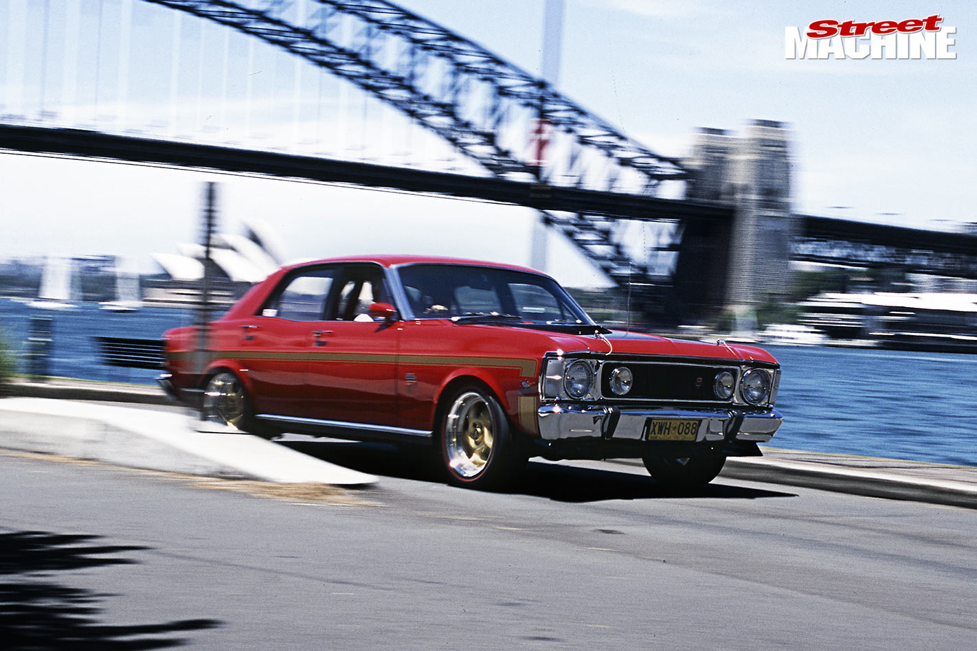 Ford Falcon XW GTHO