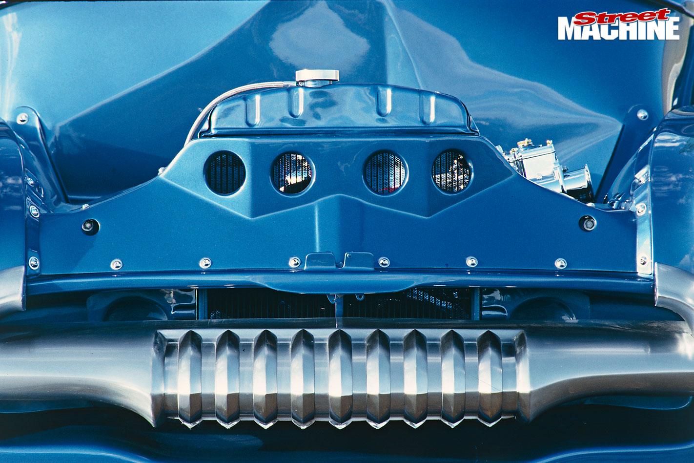 Rex Webster Holden FJ