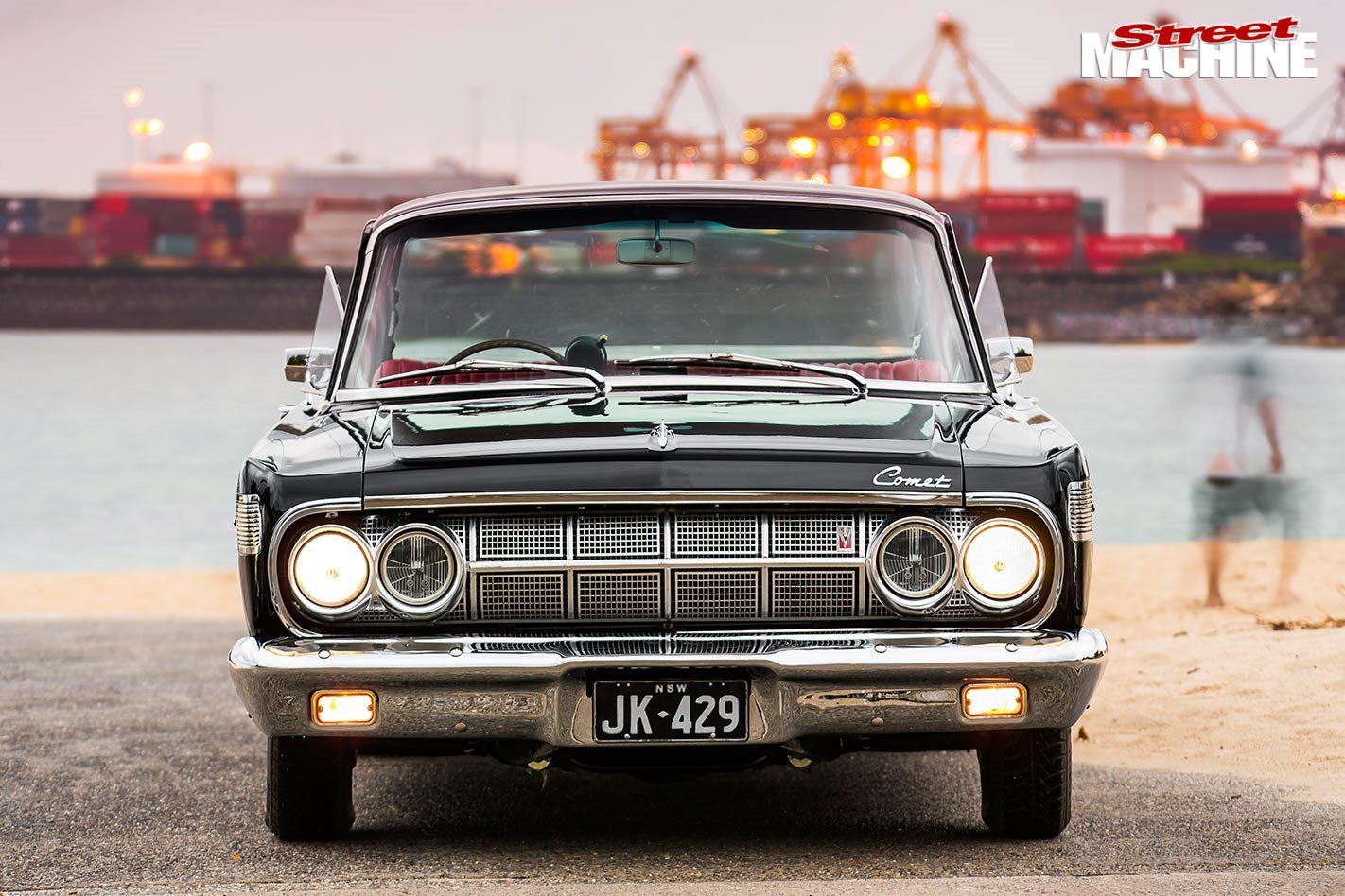 Twin-turbo 1964 Mercury Comet/Ford Ranchero hybrid