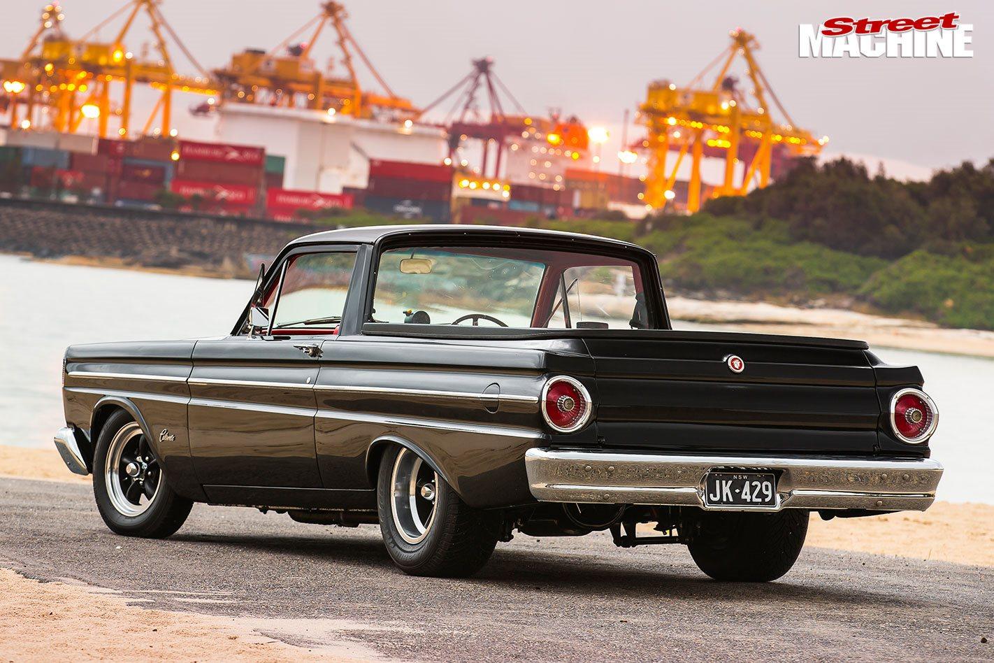 Twin-turbo 1964 Mercury Comet/Ford Ranchero hybrid