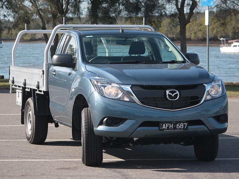 Mazda BT50 4x2 XT Hi-Rider