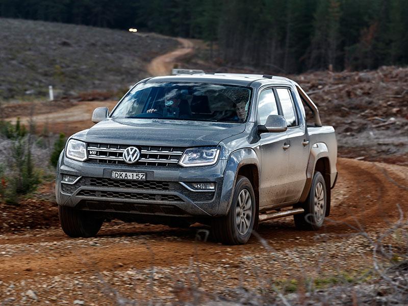 Volkswagen Amarok ute