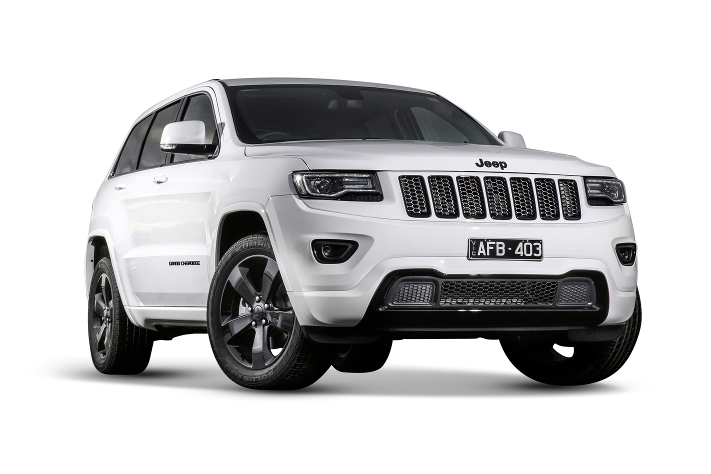 2017 Jeep Grand Cherokee Blackhawk 3 0l 6cyl Diesel Turbocharged Automatic Suv