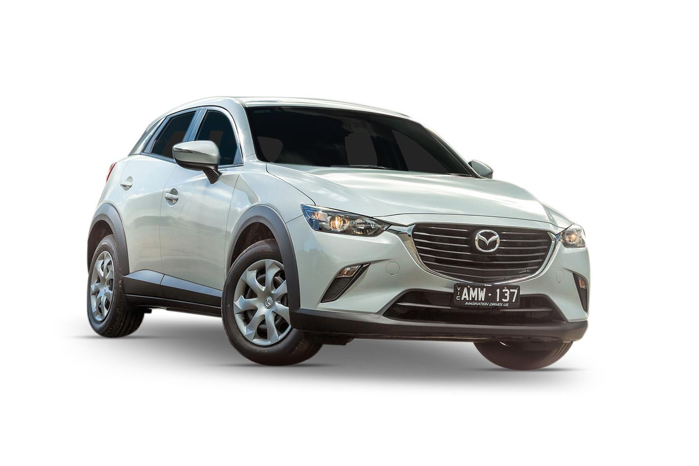 2018 Mazda Cx 3 Neo Fwd 2 0l 4cyl Petrol Automatic Suv