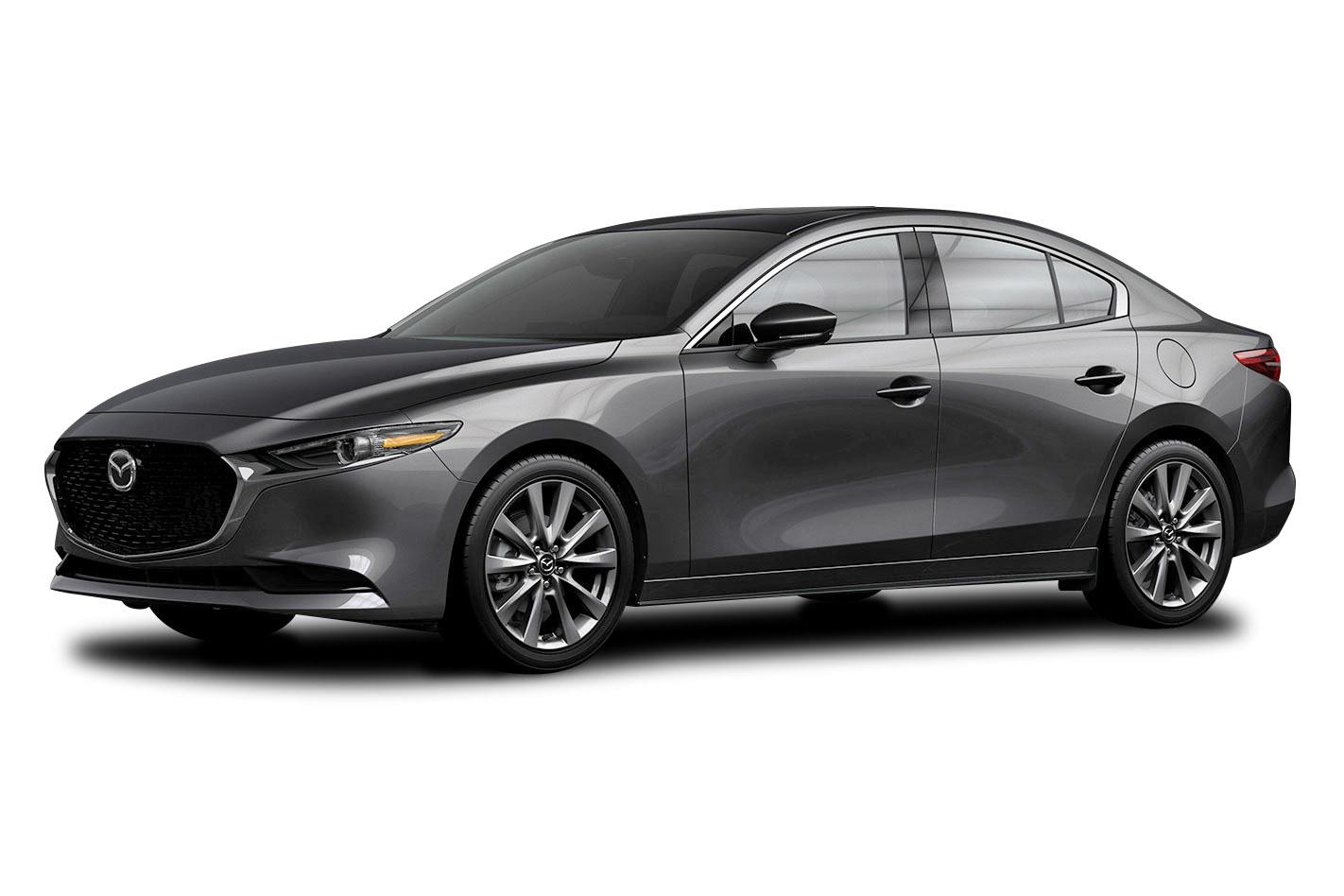 2020 Mazda 3 G20 Pure 2 0l 4cyl Petrol Manual Sedan