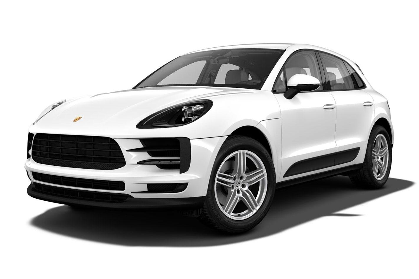 2021 Porsche Macan 2 0l 4cyl Petrol Turbocharged Automatic Suv