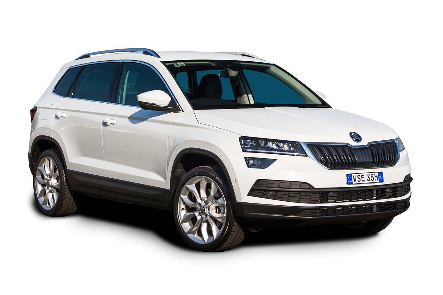 2021 Skoda Karoq 110 Tsi 1 4l 4cyl Petrol Turbocharged Automatic Suv