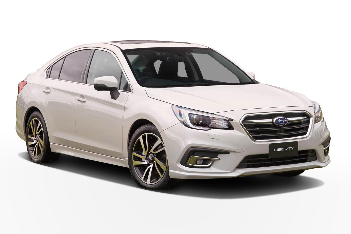 2020 Subaru Liberty Price