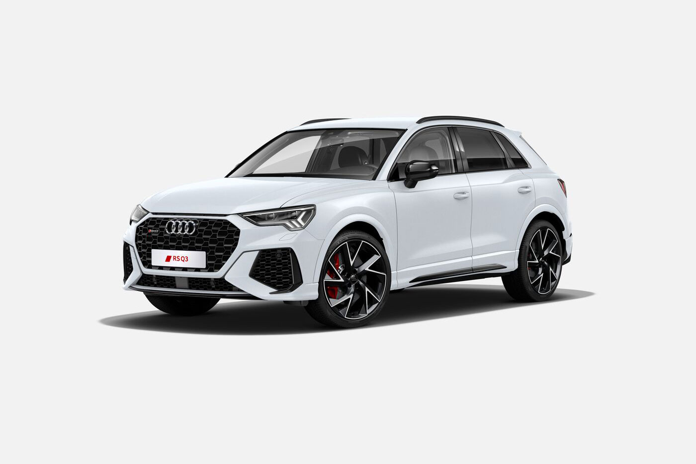 2021 Audi Rs Q3 Tfsi Quattro 2 5l 5cyl Petrol Turbocharged Automatic Suv