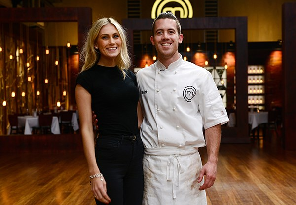 MasterChef winner Brent Owens gives 50 of his winnings to Emelia Jackson